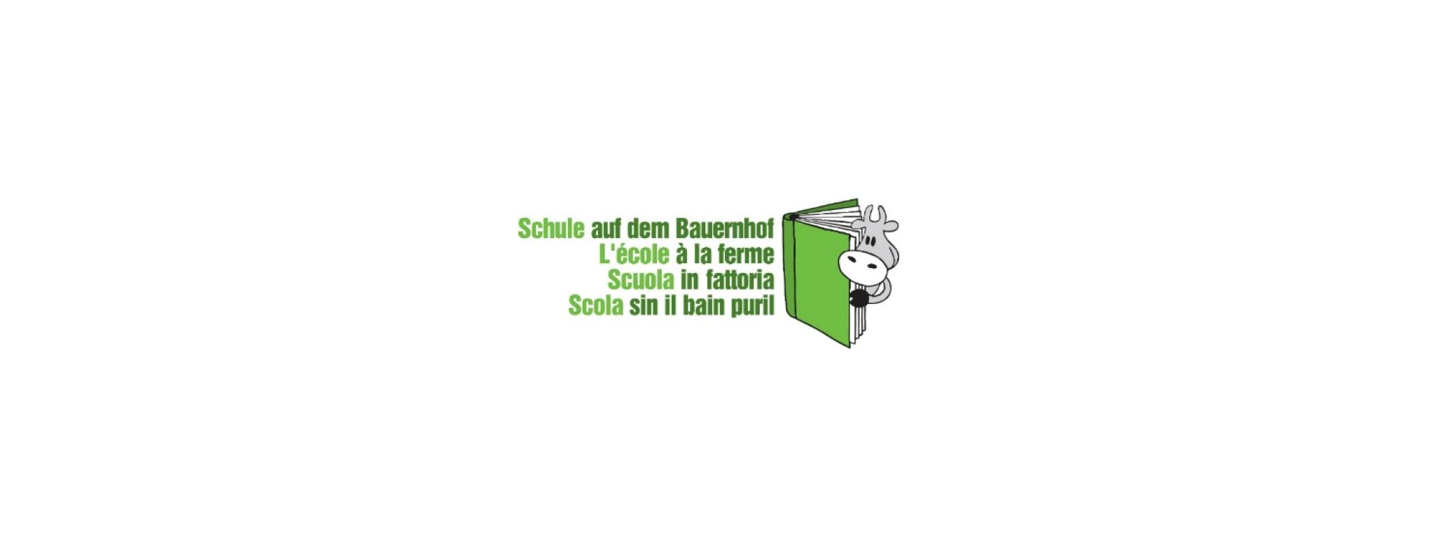 Schule auf dem Bauernhof - Schweizer Landwirtschaft